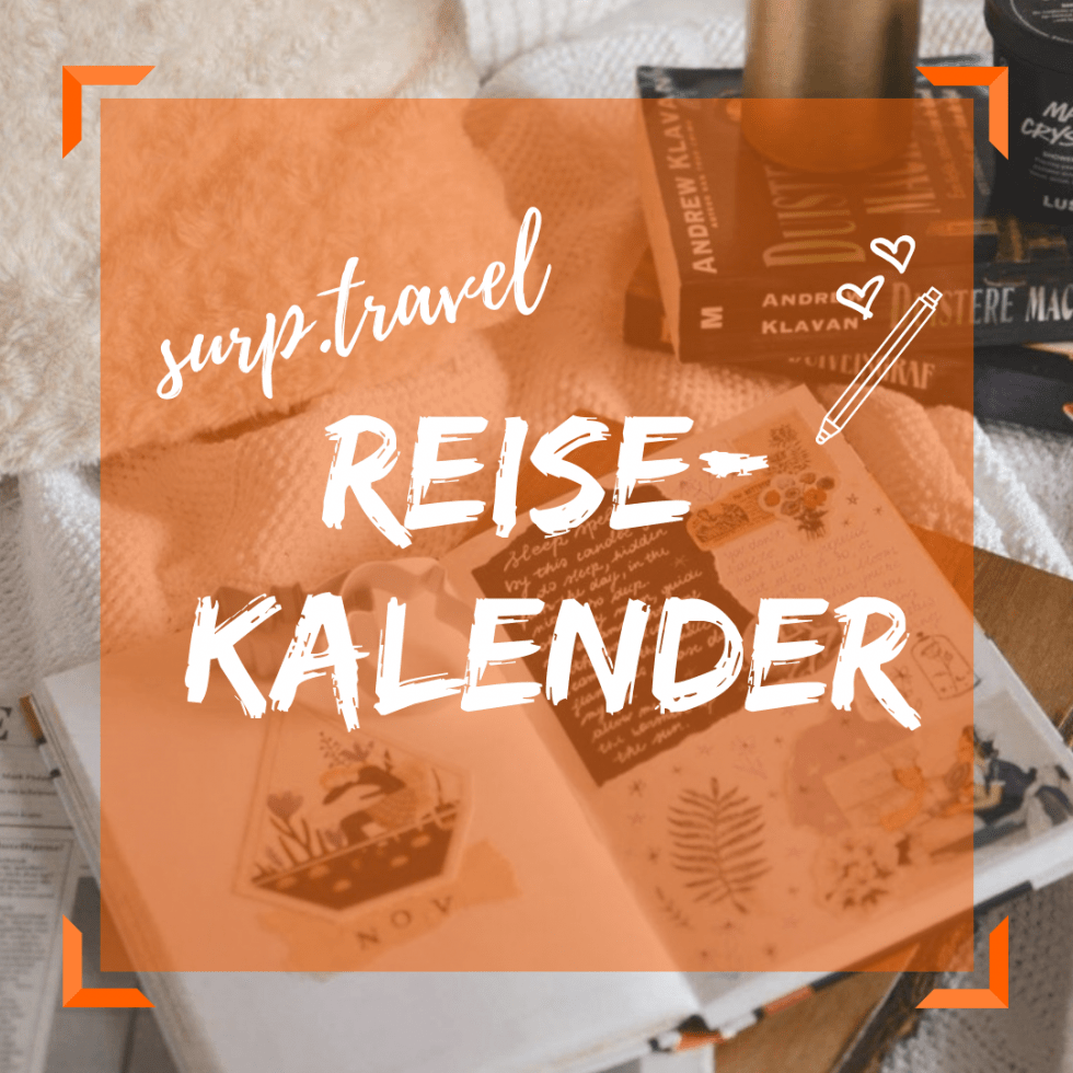 surp.travel Reisekalender